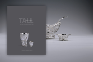 Tall & Small, the book about miniature silver is now available