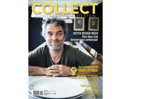 Press clipping; Collect Magazine, October issue
