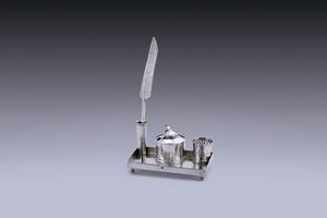 Miniatures - Inkstand Arnoldus van Geffen