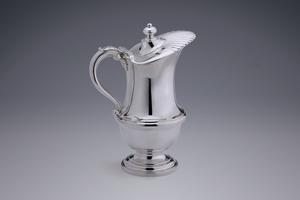 Silver - A Magnificent Wine Jug Francois van Stapele