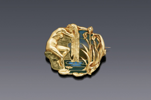 Jewels - Brooch Léon Gariod