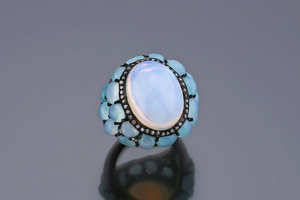 Jewels - Opal ring