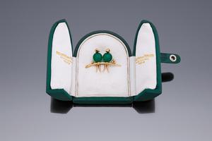 Jewels - Lovebird Brooch Mellerio dits Meller