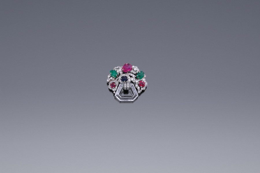 Jewels - Tutti Frutti Brooch
