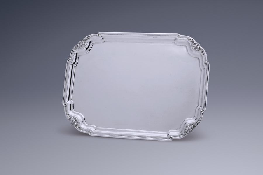 Silver - Tray Reinier Brandt