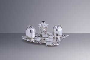 Silver - A Middelburg Inkstand Johannes  d'Hoy