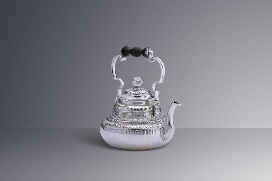 Silver - An Early Teapot Willem van Batenburg