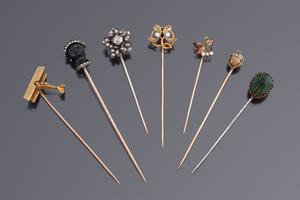 Jewels - Tie Pins