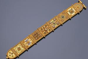 Jewels - Archaeological Revival Bracelet Gacinto Melillo