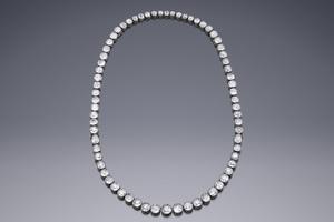 Jewels - Diamond Rivière Van Kempen Begeer & Vos