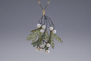 Jewels - Lalique Pendant René Lalique