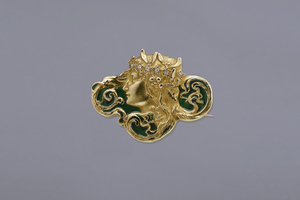 Jewels - Lalique brooch René Lalique